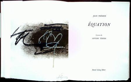 Libro Ilustrado Tàpies - Équation