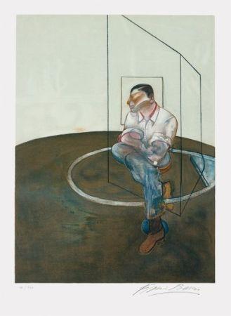 Litografía Bacon - Étude Pour Un Portrait De John Edwards