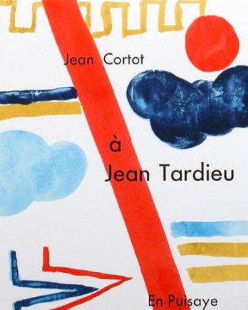 Libro Ilustrado Cortot - à Jean Tardieu,