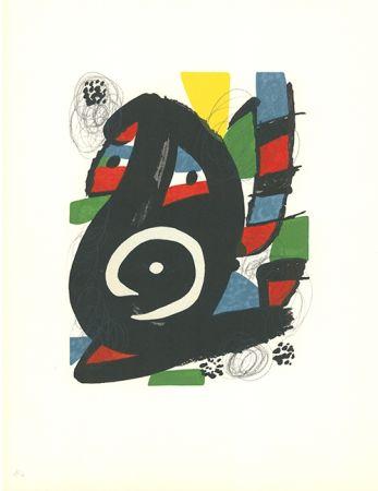 Litografía Miró - - La mélodie acide - 14