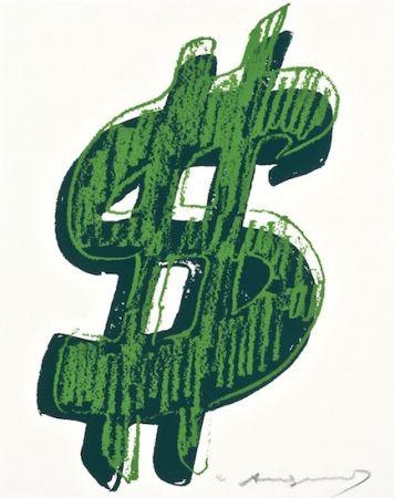 Serigrafía Warhol - $(1)