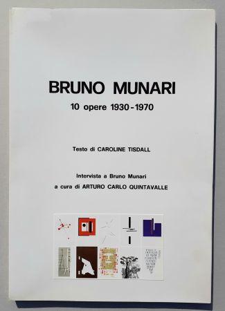Serigrafía Munari - 10 opere 1930-70