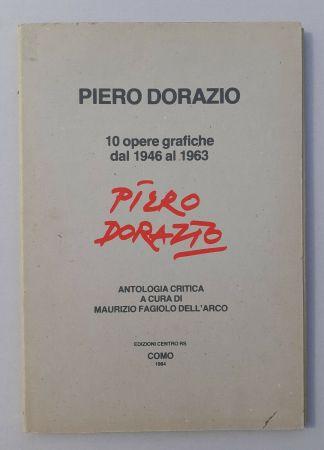 Serigrafía Dorazio - 10 opere grafiche dal 1946 al 1963 (Cartella completa)