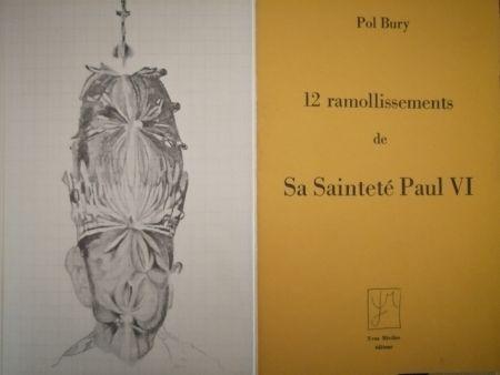 Libro Ilustrado Bury - 12 ramollissements de sa Sainteté Paul VI