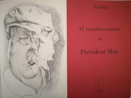 Libro Ilustrado Bury - 12 ramollissements du Président Mao