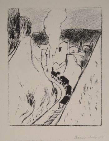 Litografía Dessouslavy - 19 Lithographies