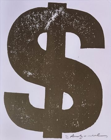 Serigrafía Warhol - $(1) FS II.277