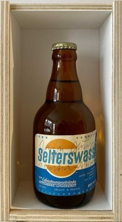 Sin Técnico Beuys - 1 Wirtschaftswert - Selterswasser