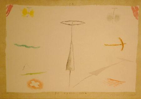 Litografía Riera I Aragó - 30 Abril 2002