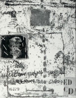 Grabado Coignard - 383 Overture Verte