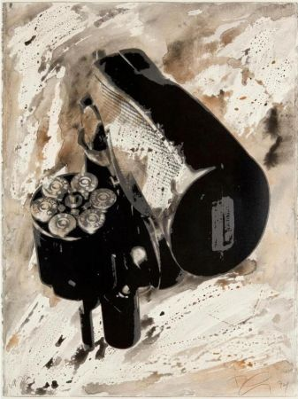 Serigrafía Longo - .38 Special