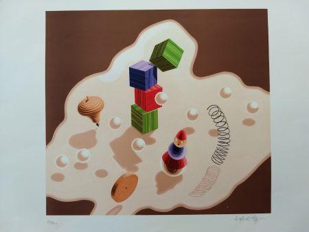 Litografía Vasarely - 56/200