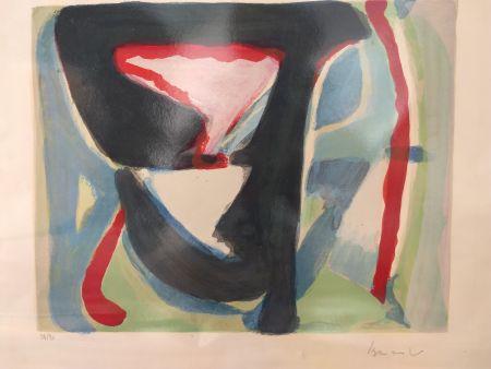 Litografía Van Velde - 57/90