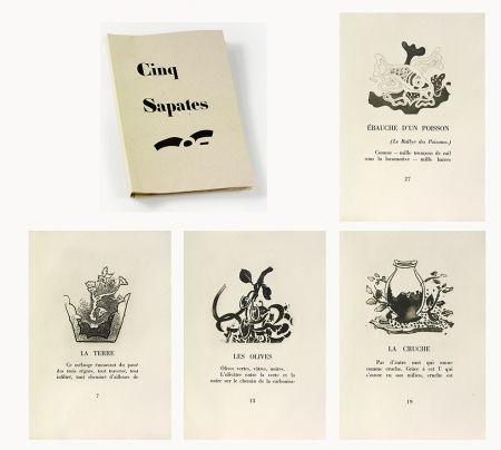 Libro Ilustrado Braque - 5 sapates