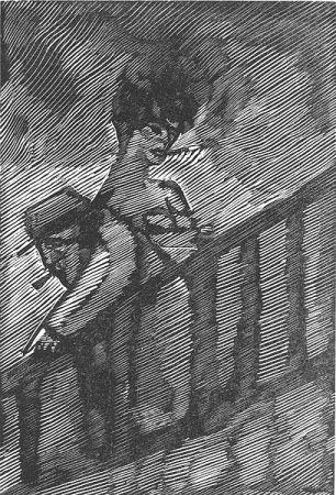 Libro Ilustrado Maccari - 72 disegni di Maccari, assortiti, incisi in legno da Ernesto Romagnoli