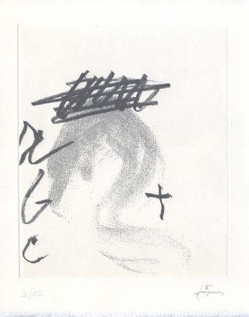 Libro Ilustrado Tàpies - 7 poemes a Tàpies
