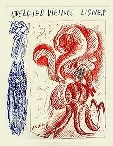 Libro Ilustrado Alechinsky - A la gare