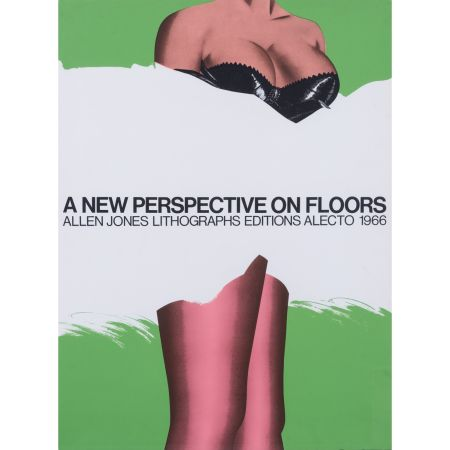 Cartel Jones - A new perspective on floors 1966