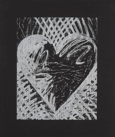 Grabado En Madera Dine - A Night Woodcut