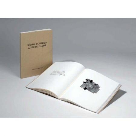 Libro Ilustrado Chillida - A peu pel llibre