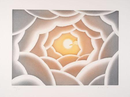 Aguafuerte Y Aguatinta Folon - A propos de la lumière
