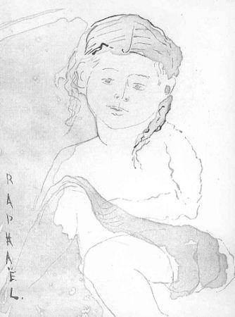Libro Ilustrado Antonietta - A. Raphael Mafai
