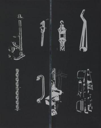Serigrafía Dine - A tool box (I)