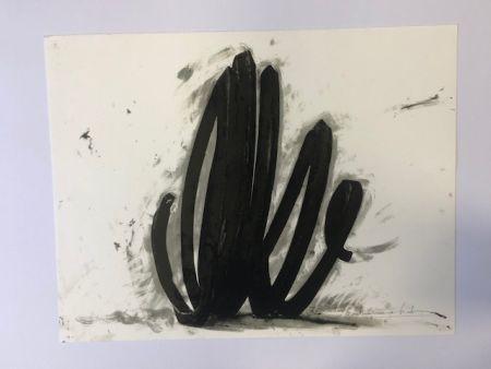 Litografía Venet - Abstract