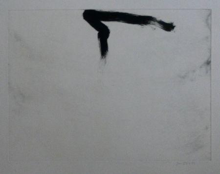 Aguafuerte Y Aguatinta Bird - Abstract 11
