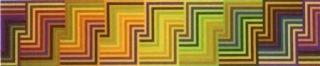 Serigrafía Sobrino - Abstract composition