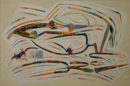 Sin Técnico Spiller - Abstrakte Komposition