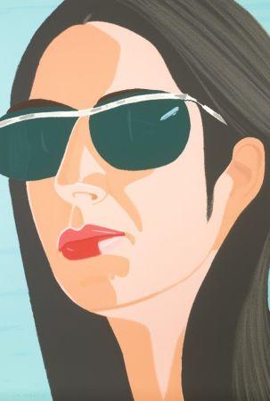 Serigrafía Katz - Ada with Sunglasses (Alex and Ada Suite)