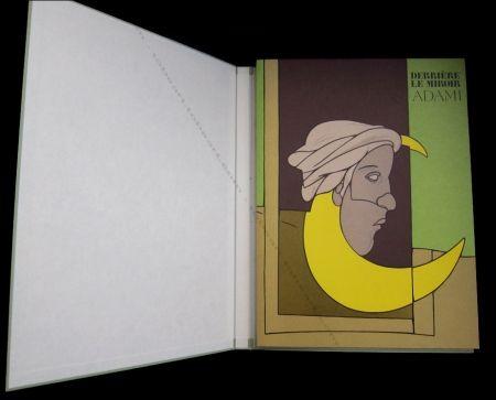 Libro Ilustrado Adami - Adami - Derrière Le Miroir N°239 De Luxe.