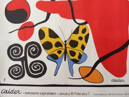 Litografía Calder - Affiche
