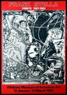 Cartel Stella - Affiche de la l'exposition