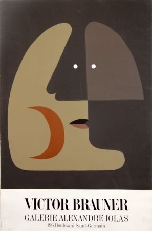 Cartel Brauner - Affiche d'exposition