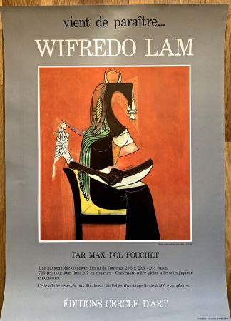 Offset Lam - Affiche Monographie Lam