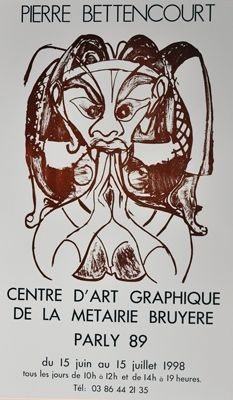 Cartel Bettencourt - Affiche P.B.