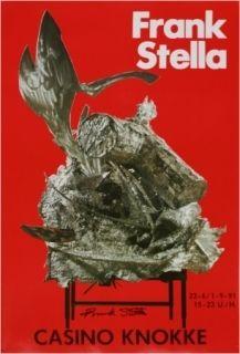 Cartel Stella - Affiche signée expo Knokke