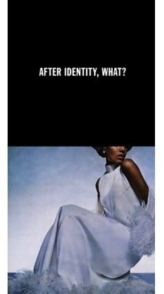 Fotografía Hank Willis - After Identity, What?