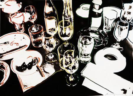 Serigrafía Warhol - After The Party