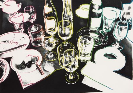 Serigrafía Warhol - After the Party (FS II.183)