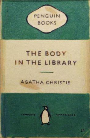 Sin Técnico Hannah - Agatha Christie - The Body in the Library
