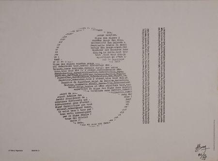 Serigrafía Bory - Agentzia, Blatt-nr. 3