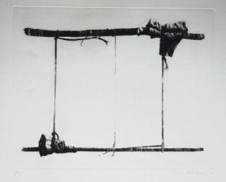 Aguafuerte Y Aguatinta Titus Carmel -  Agrès 4