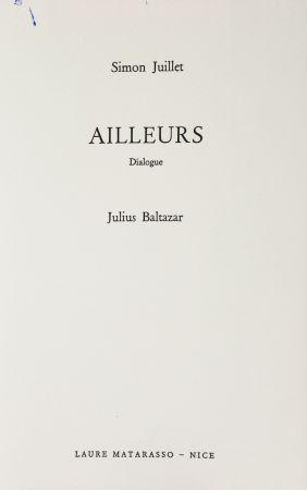 Libro Ilustrado Baltazar - Ailleurs