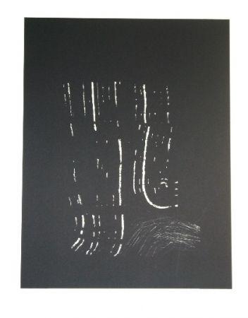 Litografía Hartung - AL 4
