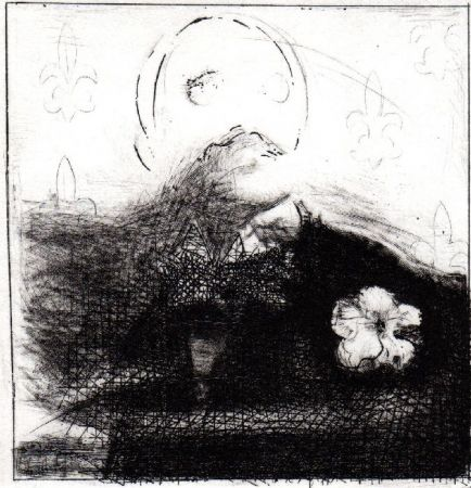 Libro Ilustrado Guccione - Al Ballo con Marcel Proust