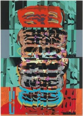 Litografía Gordillo - A.L. Galeria Joan Prats