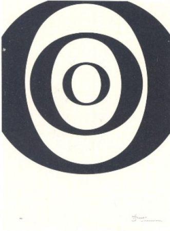 Litografía Brossa - A.L. Joan Prats